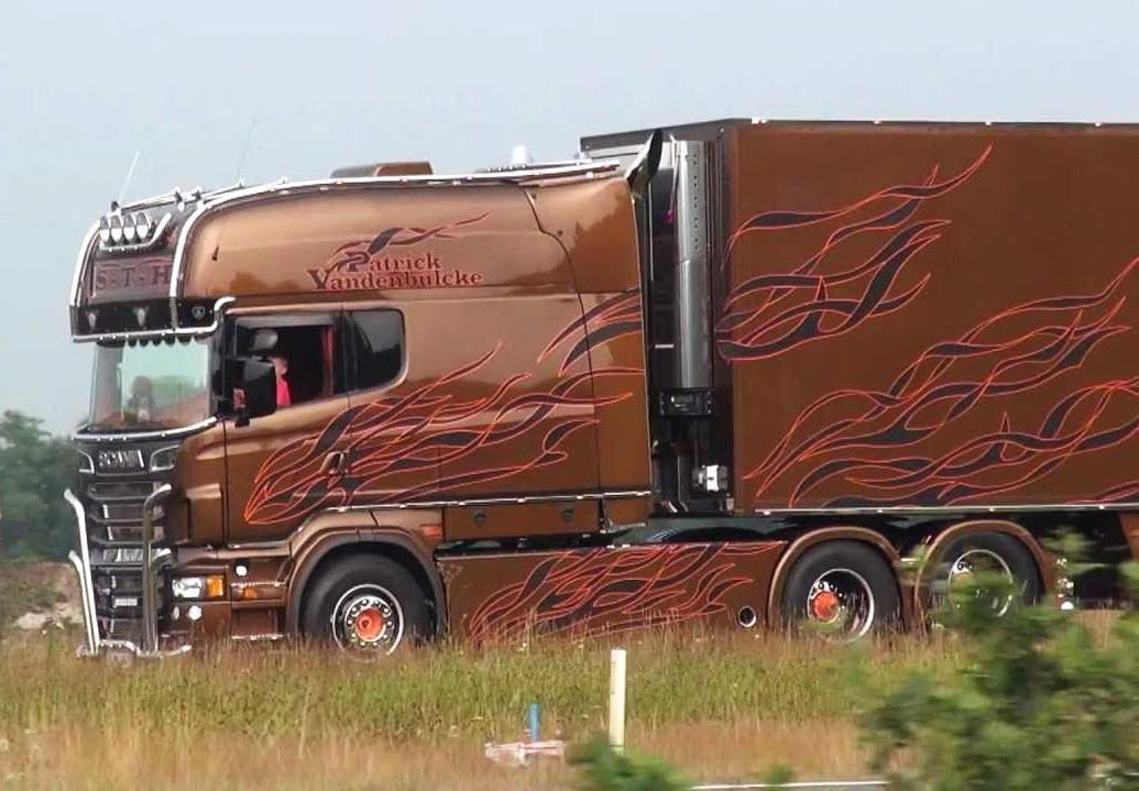 Комната на колесах – мечта европейских дальнобойщиков